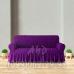 Чехол для дивана ярко-фиолетовый