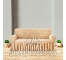 Чехол для дивана натуральный