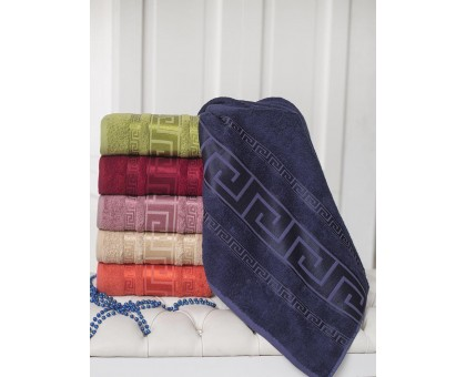 "Бамбуковые полотенца ""Grek"" для лица 50x90 (набор 6 шт.)"