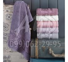 """Махровые полотенца """"Buket"""" для лица 50x90 (набор 6 шт.)"""